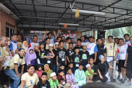 Rumah Anak Yatim As-Solihin Jalan Aman Kanchong Darat, Banting, Selangor